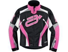 Jacheta Arctiva Comp 7 - Dama - negru/roz