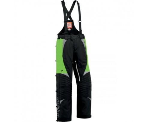 Pantaloni Arctiva Comp 7 - negru/verde