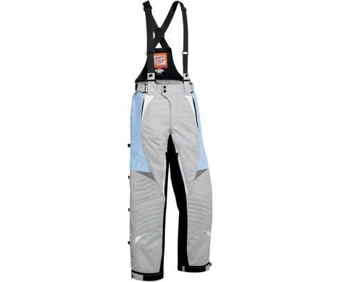 Pantaloni Arctiva Comp 7 - dama - gri/albastru