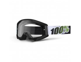 Ochelari 100% STRATA Black Frisbee