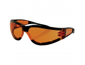 Ochelari Bobster SHIELD II Black Amber