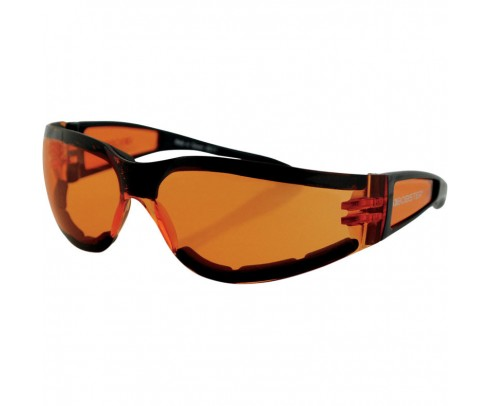 Ochelari Bobster SHIELD II Black Amber