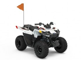 POLARIS OUTLAW 70 EFI BRIGHT WHITE & INDY RED