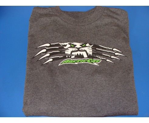 Tricou Arctic Cat Char Heat